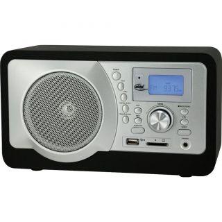 Elta 3511 Radio Tuner UKW /MW Tuner , Wecker , SD Kartenslot, , USB