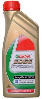 Castrol EDGE Professional Longlife III 5W 30   1x1 Liter