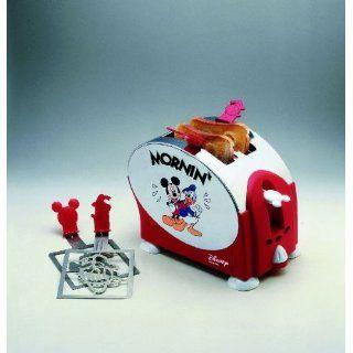 Ariete 119 Disney Mickey Motiv Toaster / 850 Watt Küche
