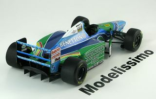 18 Minichamps Benetton B194 GP Hockenheim, World Champion