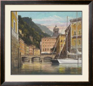 Italia, Bella Donna Prints by Lee Reynolds Burr