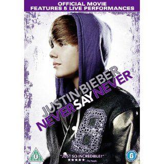 UK Import]Justin Bieber Never Say Never DVD Filme & TV
