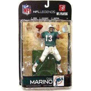 McFarlane NFL Legends Series 5 Dan Marino Miami Dolphins White Jersey