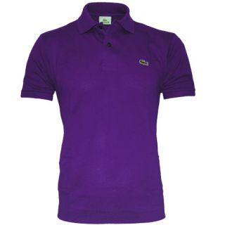 Lacoste Caiman Classic L1212 Polo Shirt Mens Size