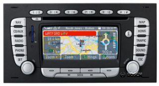 SD Radio Navigation Blaupunkt FORD TravelPilot FX C MAX (C214
