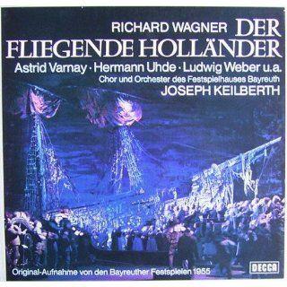Wagner Der fliegende Holländer (Original Aufnahme von den Bayreuther
