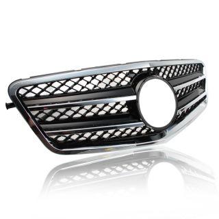 Frontgrill Grill inkl Stern AMG Look Mercedes W212 W 212 E Klasse