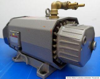 Becker VT 3.40 Drehschieber.  Vakuumpumpe 40 qm/H 900 mbar Vacuum pump