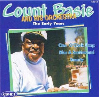 COUNT BASIE & ORCHESTER One OClock Jump Neu & OVP ♫♫