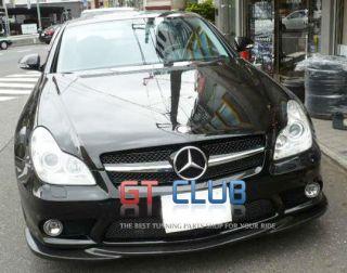 MERCEDES BENZ W219 CLS CLS55 CLS63 & CLS AMG PAKET CARBON LIPPE