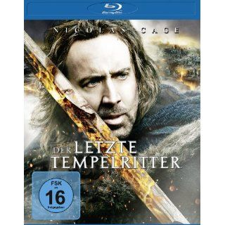 Der letzte Tempelritter [Blu ray] Nicolas Cage, Ron