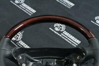Leder Lenkrad MERCEDES W230 SL W209 CLK W219 CLS W211