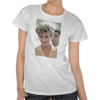 No.90 Princess Diana Egypt 1992 Shirts