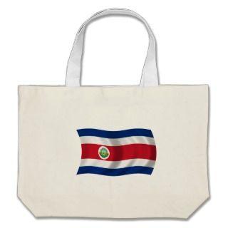 Flag of Costa Rica Bag