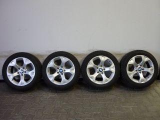 ALUFELGEN ORIGINAL BMW X1 E84 STERNSPEICHE Styling 317 225/50 R17