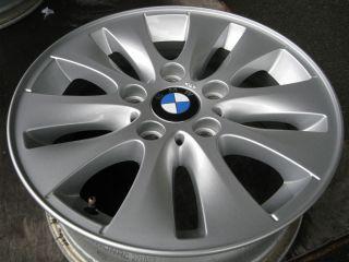 orig 1er BMW Alufelgen Styling 229 V Speiche E81 E82 E87 E88 6 5JX16