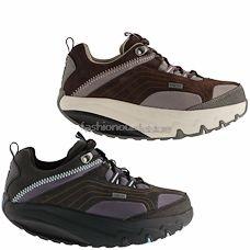 MBT Chapa GTX Gore Tex Damen Schuhe Masai shoes Sneaker scarpe Braun