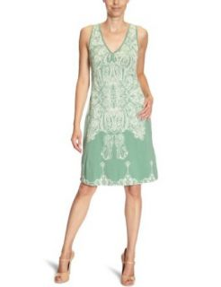 TOM TAILOR Damen Kleid (knielang), 50120400070/bohemian jersey dress