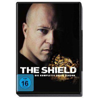 The Shield   Die komplette erste Season (4 DVDs) Michael
