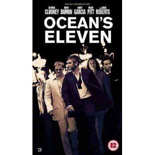 Oceans Eleven [UK Import] [VHS] Julia Roberts, Brad Pitt, George