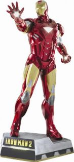 Iron Man 2 Life Size Clean Figur lebensgroß inkl. LED KIT 223cm 24h