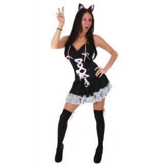 Kitty Cat Karneval Fasching Kostüm Gr. S M 156 Spielzeug