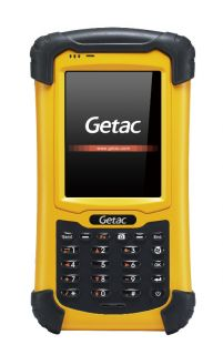Rugged Getac PS236 Data Collector PDA, GPS, BT, Camera