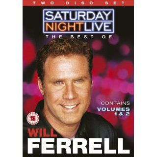 Saturday Night Live   Best of Will Ferrell Volumes 1 and 2 UK Import