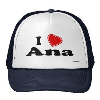Love Ana Hat