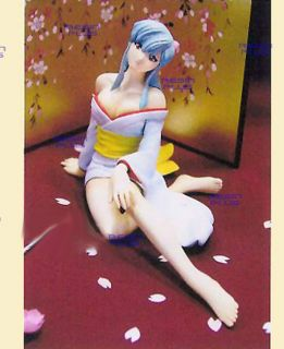 YUKIKO HIME KIMONO DORON ENMA KUN 1/8 MODEL RESIN KIT