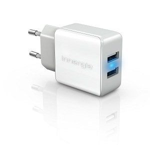 Innergie mmini AC Dual Power Adapter für Apple iPad/iPod/iPhone (15