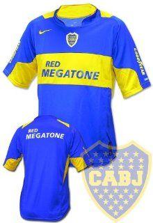Club Atletico Boca Juniors Buenos Aires Trikot Gr. XS Kids