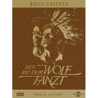 Der mit dem Wolf tanzt Special Edition, 4 DVDs incl. Traumfänger