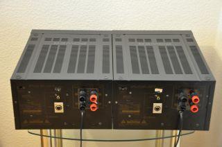 Denon POA 6600 A HighEnd 2 Monoblöcke Verstärker Power Amplifier 1