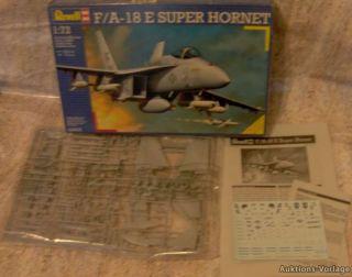 RAR DECAL F/A 18 E SUPER HORNET BAUSATZ 04605 REVELL 1:72 FLUGZEUG