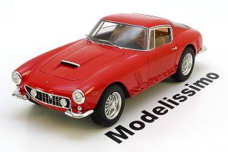 18 Hot Wheels Elite Ferrari 250 GT SWB 1961 red