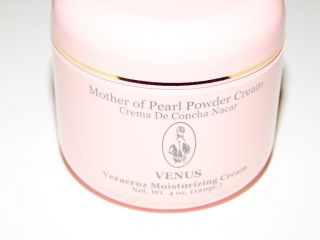 Crema De Concha Nacar/Mother Of Pearl Powder Cream/VENUS/Original