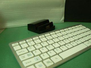 h241 Dock Dockingstation Tastatur fuer Samsung Galaxy Tab 2 10 1 P5100