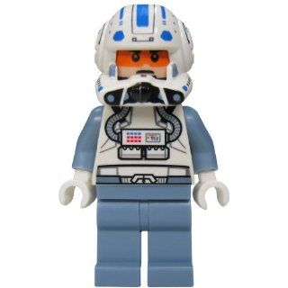 LEGO STAR WARS   MINIFIGUR Arc 170 Clone Pilot CAPTAIN JAG