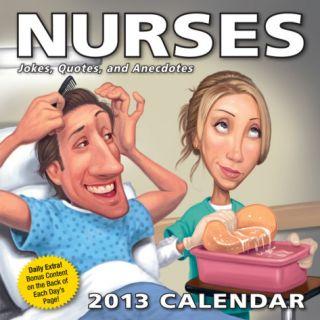 Nurses   2013 Day to Day Calendar Calendars