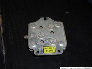 MZ ETZ 125 250 251 301 Gleichrichter 12v Bilder im Text