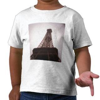 Eiffel tower, Paris, France T shirts