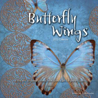 Butterfly Wings   2013 Calendar Calendars
