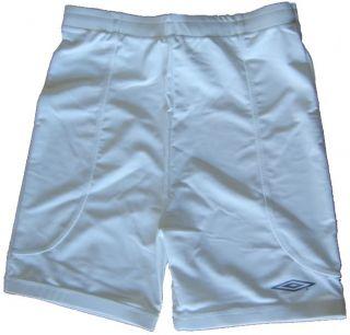 NEW Mens UMBRO Compression Shorts Base Layer Skin LARGE