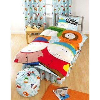Bettwäsche South Park, Kissen  und Deckenbezug, Doppelbett Größe