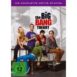 The Big Bang Theory   Die komplette dritte Staffel 3 DVDs