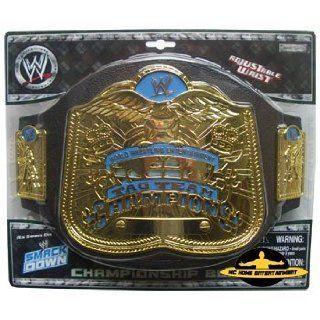 WWE Smackdown Tag Team Plastik Wrestling Gürtel: Spielzeug