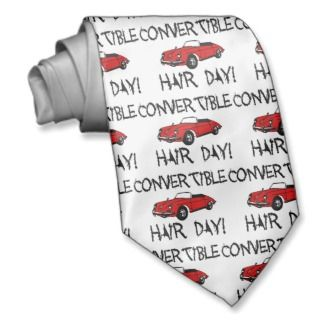 Convertible Hair Day Tie