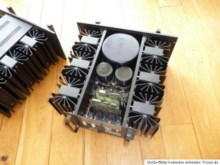Mark Levinson ML 2 Endstufen Mono Power Amplifier Mint Condition