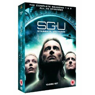 Stargate Universe   Season 1 And 2 [DVD] Filme & TV